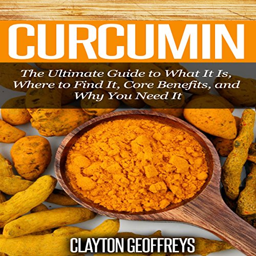 Curcumin audiobook cover art