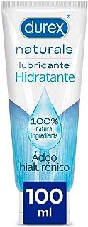 Durex Naturals Hidratante Lubricante, Ácido Hialurónico,