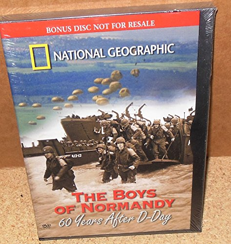 Photo of THE BOYS OF NORMANDY 60 YEARS AFTE MOVIE