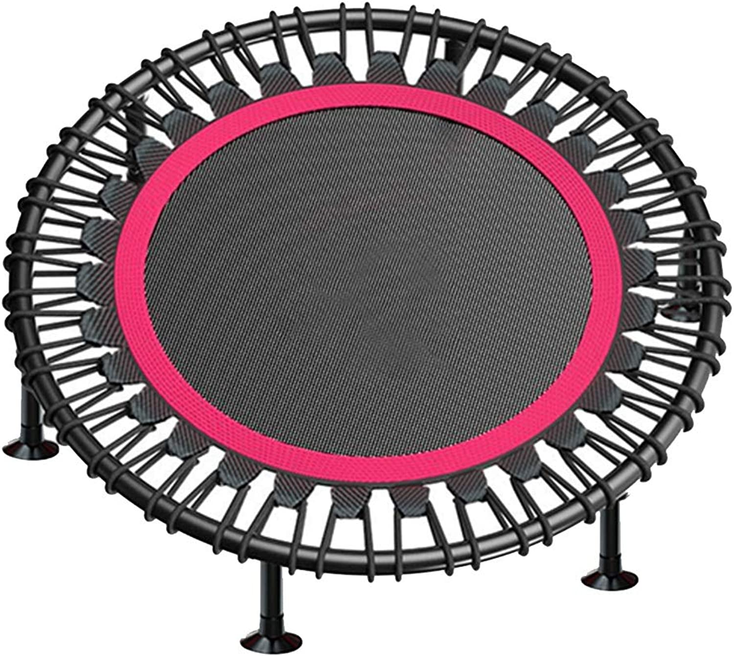ZYX KFXL Fitness Trampolines Trampoline - With Suction Cup Adult Fitness Trampoline For Kids Indoor Trampoline Indoor trampoline