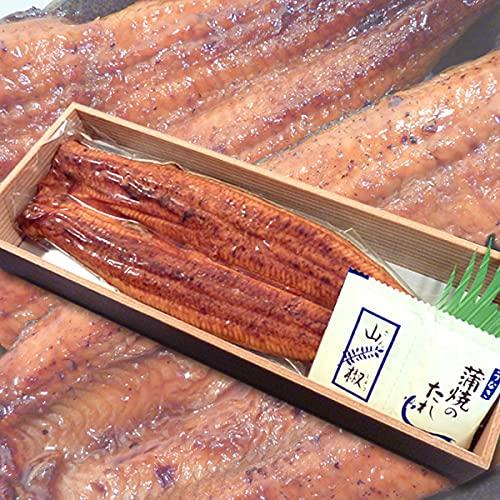 魚水島 国産 鰻うなぎ蒲焼き ふっくら厳選素材 約30cm特々大 約200g×1尾 父の日ギフト/土用丑の日/お中元