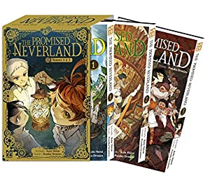The Promised Neverland Coffret (2020) Tomes 1 à 3