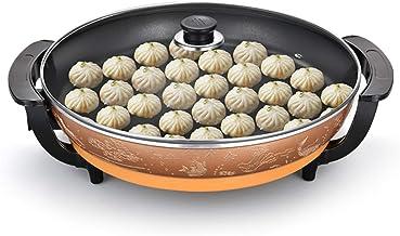YUMEIGE Elektrische bakvorm Elektrische bakpan, huishoudelijke bakbroodje pan, scones machine, pannenkoek pan, verdieping ...