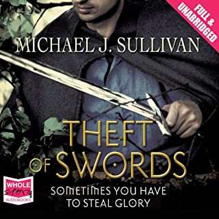 Theft of Swords cover art