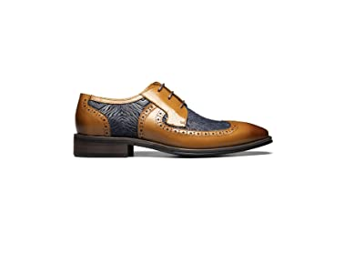 Stacy Adams Hollis Wing Tip Oxford