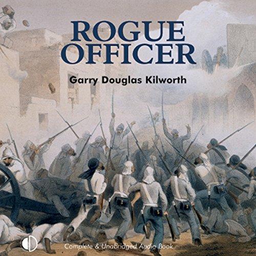 Rogue Officer audiobook cover art