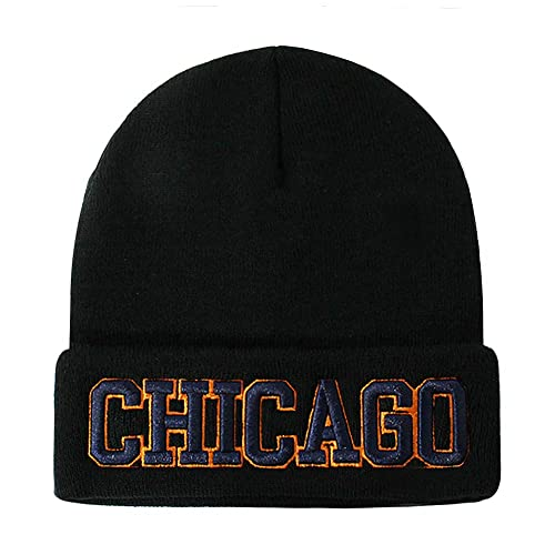 817b2852 Chicago Bears Winter Hat: Amazon.com