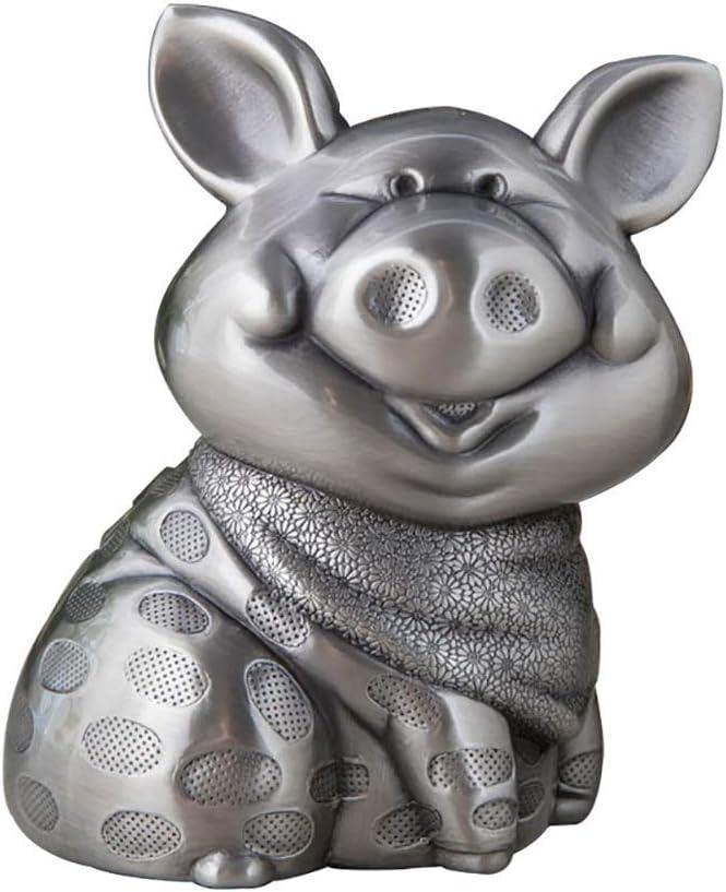 YonCog Creative Smile Pig Piggy Metal Bank Ba Max 56% OFF Max 76% OFF Man Cute