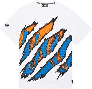 Jack /& Jones T-SHIRT PRINT SHIRT a Maniche Corte Camicia Tempo Libero Maglietta color mix NUOVO