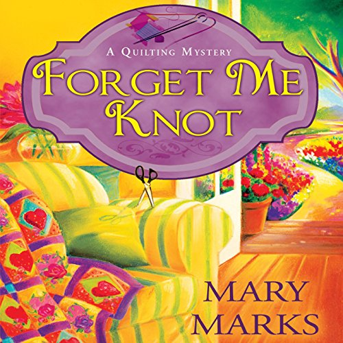 Forget Me Knot audiobook cover art