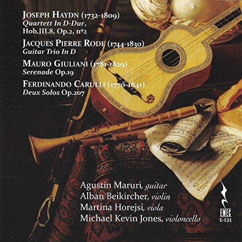 Haydn, Rode, Giuliani & Carulli: Chamber Music