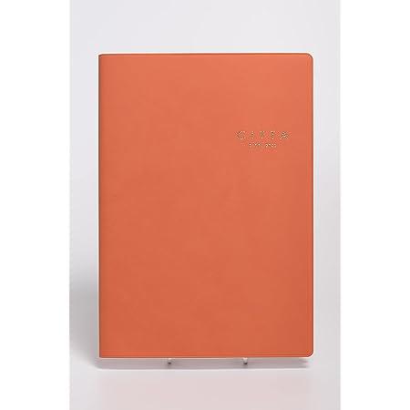 CITTA手帳2022年度版(2021年10月始まり)マンダリンオレンジ【A5サイズ】
