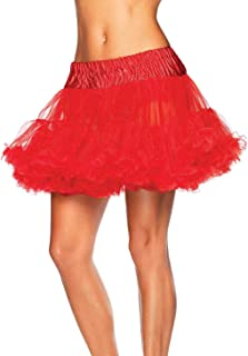 Leg Avenue Women`s Petticoat Skirt