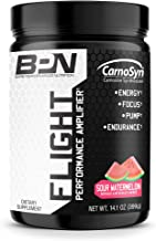 Bare Performance Nutrition, Flight Pre Workout, Energy, Focus & Endurance, Formulated with Caffeine Anhydrous, DiCaffeine ...