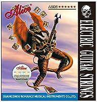 Alice Electric Guitar Strings Set A506 Light .010 .013 .017 .026 .036 .046 酸化防止コーティング [並行輸入品]