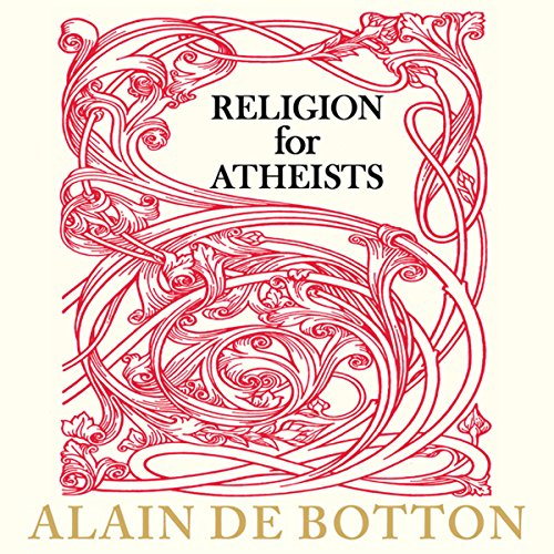 Religion for Atheists audiobook cover art