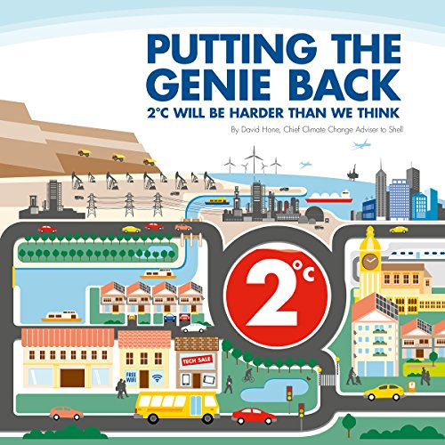 Putting the Genie Back audiobook cover art