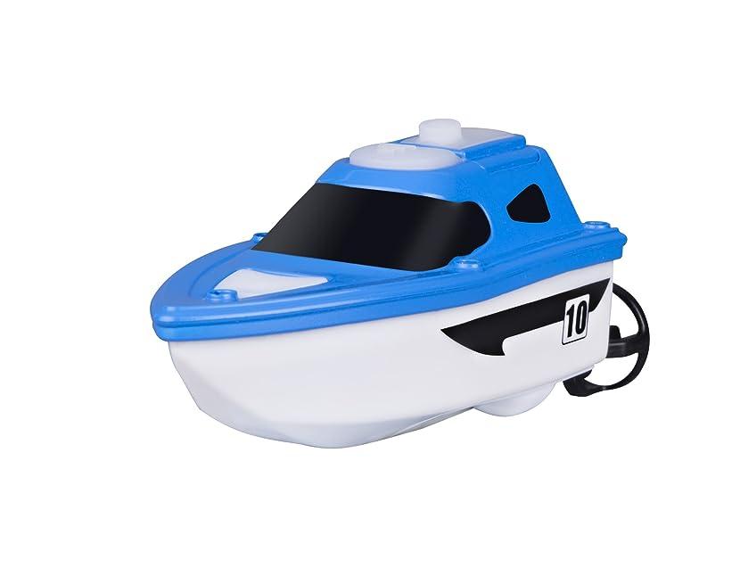 レンチ中断セント京商EGG マイクロプレジャーボート スピードマリン(Speed Marine) ブルー 赤外線 屋内専用
