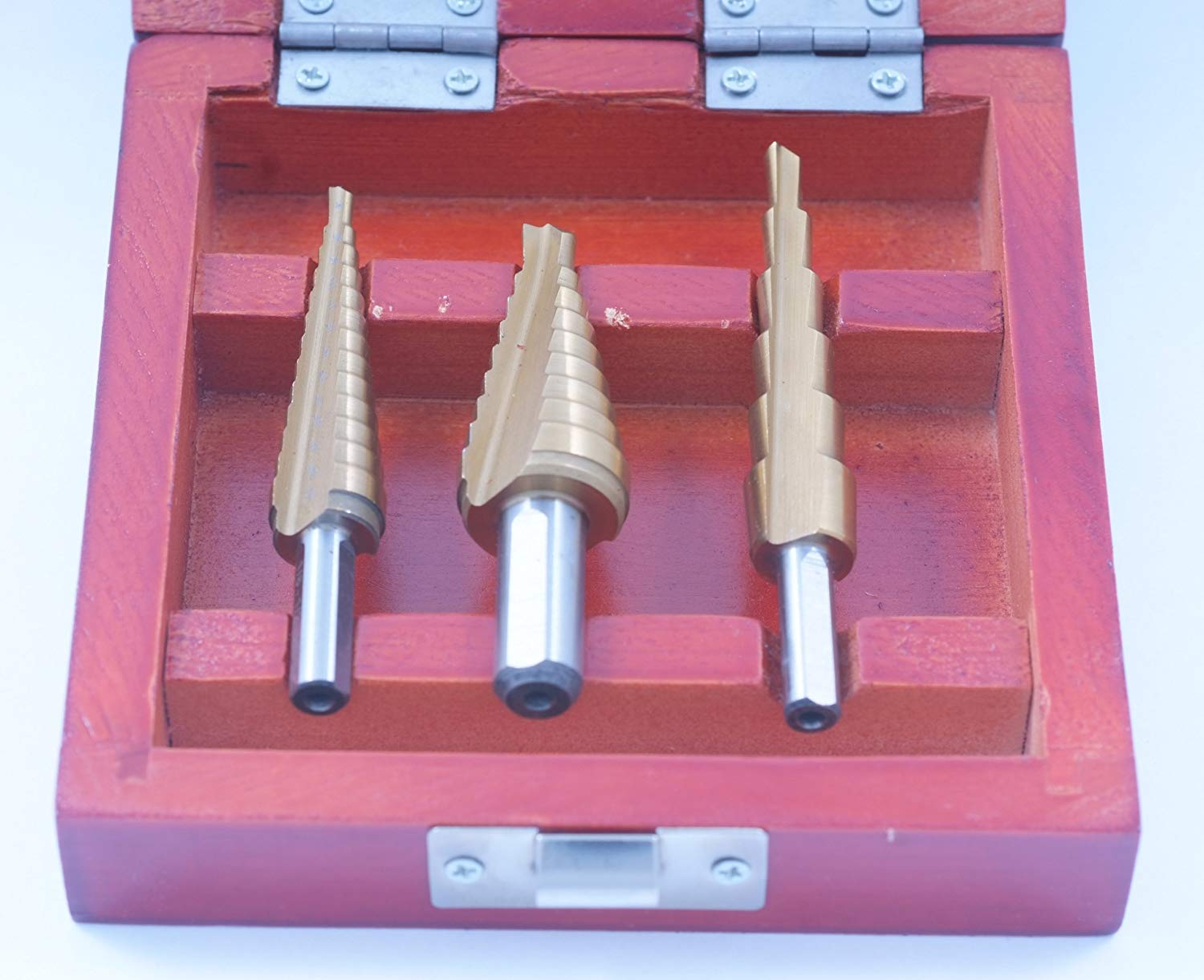 HHIP 5000-0890 3 Bombing new work Wholesale Piece Tin Coated Steel Se Step Speed Drill High
