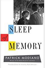 Sleep of Memory (The Margellos World Republic of Letters) Kindle Edition