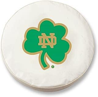 NCAA Notre Dame Fighting Irish (Shamrock) Tire Cover