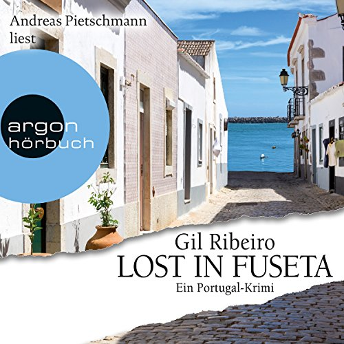 Lost in Fuseta. Ein Portugal-Krimi cover art