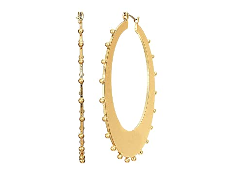 Kate Spade New York Gold Standard Studded Hoops