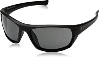 Ua Powerbrake Polarized Wrap Sunglasses