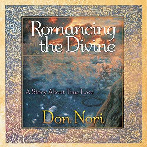 Romancing the Divine audiobook cover art