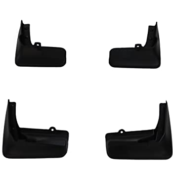 2012-2014 Scion IQ Mudguards PT769-74110 Genuine OEM Scion Mudflaps