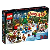 LEGO City Town City Advent Calendar 60063 Stacking Toy