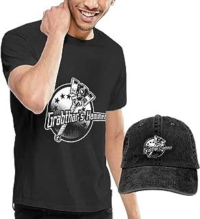 Grabthar's Hammer Washed Baseball-Cap + T-Shirt Combo Set