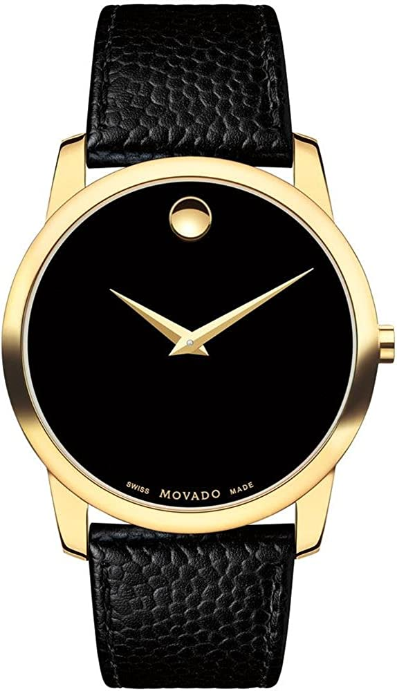 Movado Mens Museum Don't Superior miss the campaign Classic Analog Watch Quartz Importe Business