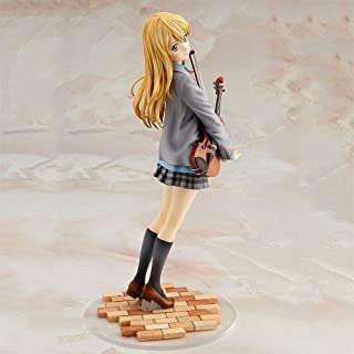 HAHKOK IhreLügeimエイプリルアニメPuppe Miyazono Kaori Geburtstagsgeschenk Hochwertige版像像Puppe Skulptur Spielzeug Dequorated Modell...