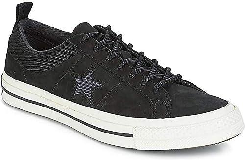 Converse One One Star noir 162545c  vente en ligne