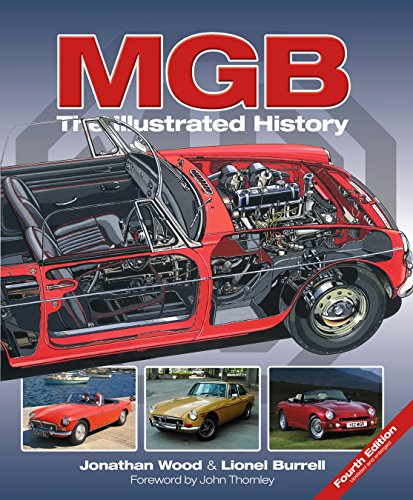 MGB The Illustrated History, 4th Edition: Updated and enlarged