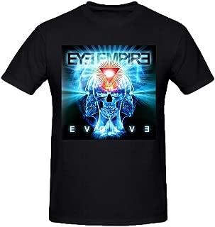 Eye Empire Evolve Summer T Shirts For Men Round Neck