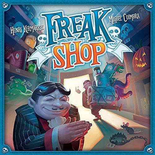GDM Games (GDMG6) Freak Shop