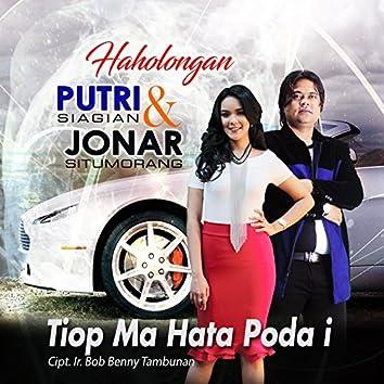 Putri Siagian & Jonar Situmorang