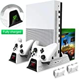 OIVO Vertical Cooling Stand Compatible with Xbox ONE X/Xbox ONE S/Regular Xbox ONE