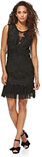 BARDOT Casual A Line Dress For Women - Black - S