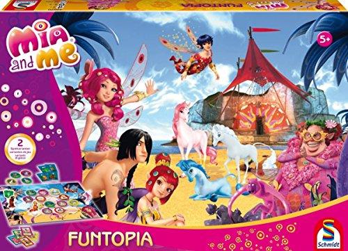 Preisvergleich Produktbild Schmidt Spiele 40570 - Mia and Me,  Funtopia