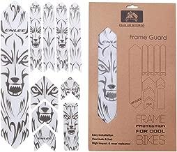 goforwealth Pegatina De Bicicleta 3D Etiqueta De Protecci/ón Tridimensional Bicicleta Bicicleta De Monta/ña DIY Personalidad Graffiti Pegatina Reparaci/ón Creativa Cubierta Rasgu/ño Pegatina Bicicleta