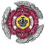 Elrozo Rapidity Hades Hell Crown - Peonza para Beyblade Metal Fusion 4d Fury Arena (sin lanzador)