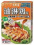 丸美屋食品工業 油淋鶏風の素 140g ×10個