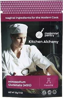 Monosodium Glutamate (MSG) ⊘ Non-GMO ❤ Gluten-Free ☮ Vegan ✡ OU Kosher Certified - 50g/2oz