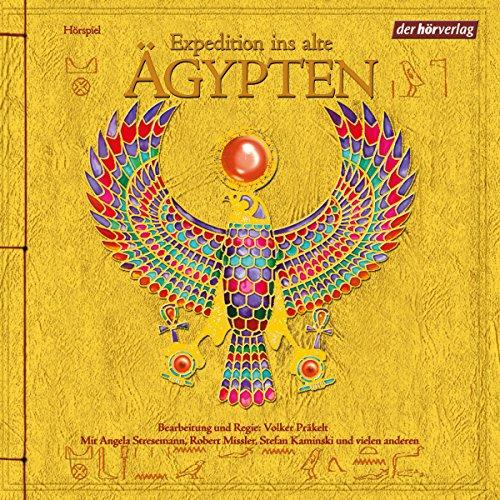 Expedition ins alte Ägypten Titelbild