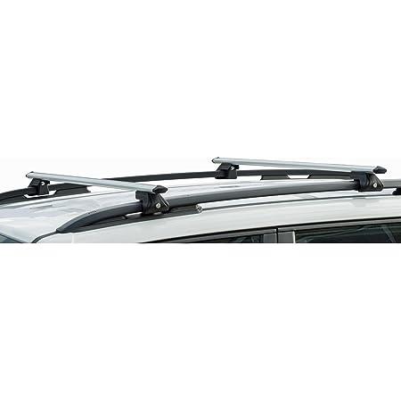 Vdp Alu Relingträger Crv 120 Kompatibel Mit Dacia Sandero Stepway Ii Ab 2013 Abschliessbarer Grundträger Auto