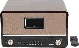 Bluetooth Digital Radio, with Big 2x15W HiFi Stereo Speaker Buit in CD USB Player,Prog,Rec,Aux in,FM, Line Out Digital Rad...