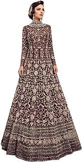 893a7c7c68 SHRI BALAJI SILK & COTTON SAREE EMPORIUM Indian Bridal Ethinic Long Dress  Anarkali Salwar Kameez Suit